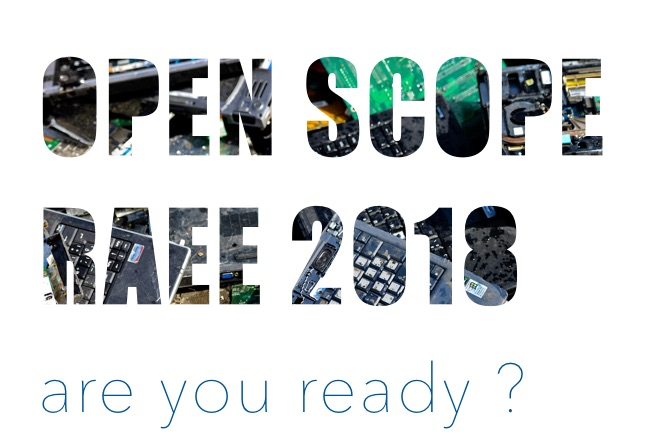 Open Scope RAEE 2018